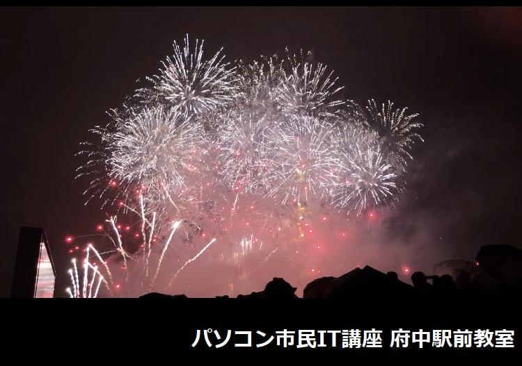 東京 競馬 場 花火 2019